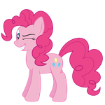 Another pink...uh...pony by DonParpan