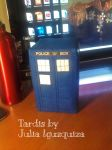 Tardis By Julia Iguzquiza by Venami
