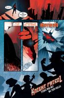 batman Beyond knightpatrol pg3 by Tom  kelly by TomKellyART