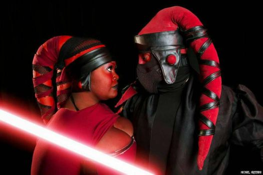 Twi'lek Love by ShadowRealmCosplay