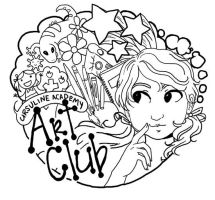 Art Club t-shirt design 1 by sockie
