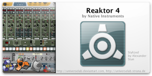 Reaktor 4 by universelab