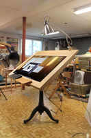 4k 40 inch Screen Drawing Machine by woodguy32