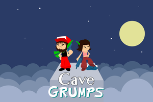 Cave Grumps by HellTempest94