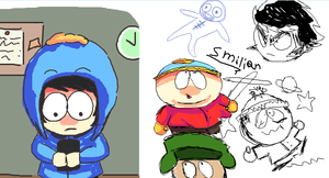 mah first iScribble drawing by sav8197