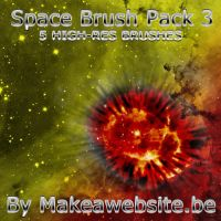 Space Brush Pack 3 by Rizl4