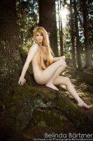 ForestNymph I by BelindaBartzner