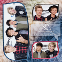 Photopack 865 - 5 Seconds Of Summer by BestPhotopacksEverr