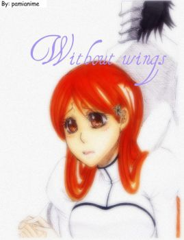Without Wings cover by Pamianime