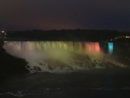 Niagara Falls by Chrissice