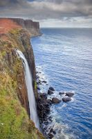 Kilt Rock by FlippinPhil