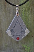 Assassin's Creed Pendant 3.0 by TheNovelArts