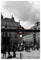 London Underground - the Tube by sicmentale