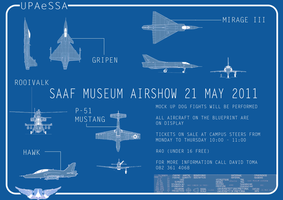 Airshow poster by jasonbot