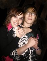 My Emo and I by kkplum