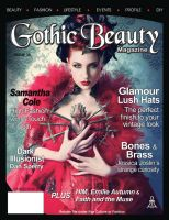 Gothic Beauty issue 30 cover by ulorinvex
