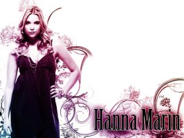 Hanna Marin - Wallpaper by me969