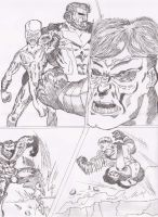Hulk comic page number 6 by hiasi
