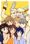 P4 Group photo by SpoopyKun