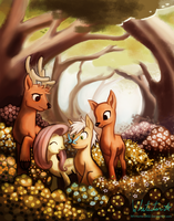 Deer by Whitestar1802