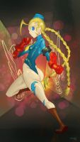 Cammy by juanrock