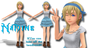 Namine cute dress (+DL) by NaminF