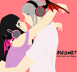 MAGNET - Rowan and Catarina by usernames-are-a-drag