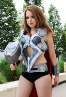 FemThor II by EnchantedCupcake