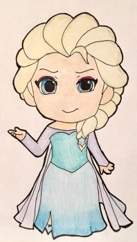 I am the Queen of Arendelle by Lea by CaptainMockingjay