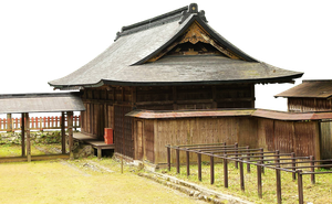 Japanese Temple by oilusionista-stock