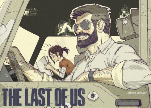 The Last Of Us- Fall by MikeDimayuga