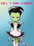 Get your very own zim maid by Inamura