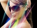 Babe with Glasses by gfx-micdi-designs