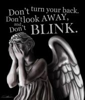 Weeping Angel by ObsidianTesseract