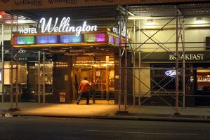 Hotel Wellington by patrick-brian