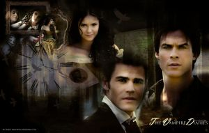 Vampire Diaries Founders Day by hazelxxx