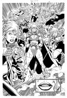 Red Sonja 66 page 04 by wgpencil