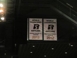 Two of the Rattlers Banners by BigMac1212