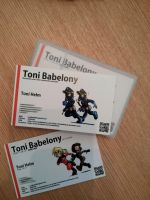 Business Cards 2 by ToniBabelony