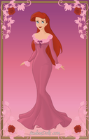 Ariel { Night Dress } by kawaiibrit