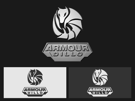 armourdillo v.4a by artworkbean