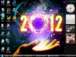 January 2012 Desktop by Sweet-Blessings