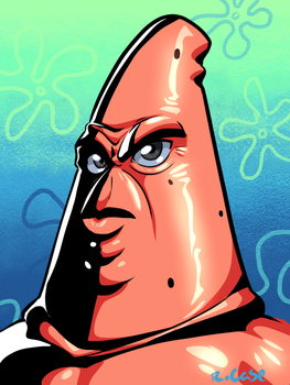 Patrick by rongs1234