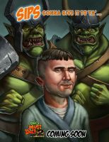 Orcs Must Die! With Sips! by z0mbiePirat3