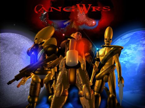 Gang Craft (the Two Wett and Poveman Worlds) by phibal12