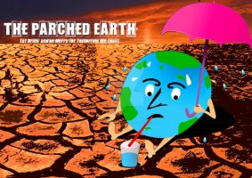 The Parched Earth by liagiannjezreel