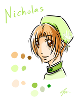 Character : Nicholas by Michron