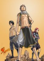 The Best Team of Fairytail by ToPpeRa-TPR
