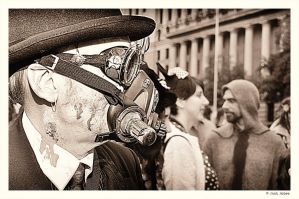 Steam Punk Zombie 3 by Jack-Nobre
