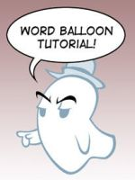 Word Balloon Tutorial by dynamicsketch